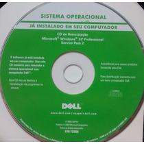 Cd Windows Xp Professional Sp2 - Original - Baixamos O Preço