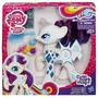 B0367 My Little Pony Fig Rarity Luxo - Glamour Glow Rari...