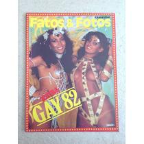 Revista Fatos E Fotos Edição Extra Gay 1982 Roberta Close