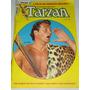 Tarzan 6 De 1985 Ebal Ameaça De Arrack Capa Foto Lex Barker