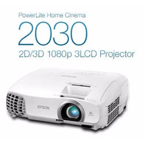 Projetor Epson Powerlite Home Cinema 2030 Full Hd 3d