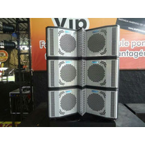 Line Array Machine Mach 4.8