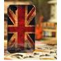 Case Iphone 4 4s Bandeira Reino Unido- R$8,00