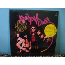 New York Dolls - Live In Concert Paris... - Lp Importado....