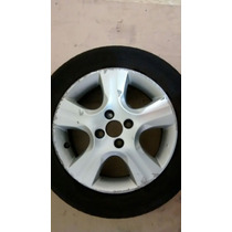 Roda Honda New Fit Com Pneu