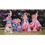 Kit Cenário Display De Chão Barbie Pop Star Com 8 Peças!!!