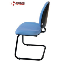 Cadeira Escritório Fixa At20- Azul - Corano