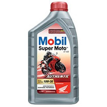 Oleo Super Mobil Authentic 4t Mx 10w30 (honda Moto Mix/flex)