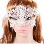 Mascara Renda Carnaval Sexy Jolie - Frete Gratiz