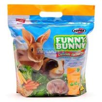 Ração Coelho Funny Bunny 1.8kg Supra - Aquapet