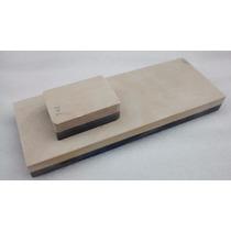 Pedra Natural Coticule Selecionada 200x75mm / Afiar Navalha