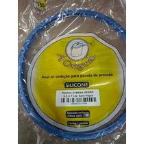 Borracha Panela Pressao Eternia(nigro) Silicone De 4 A 7 Lts