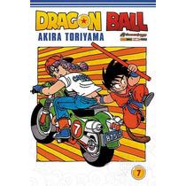 Mangá - Dragon Ball Panini Nº 07