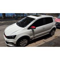 Carro Volkswagen Fox Pepper Teto Solar E Central Multimidia