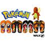 Chinelos Infantis Charmander - Pokémon - Pikachu