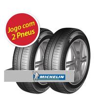 Kit Pneu Aro 14 Michelin 185/60r14 Energy Xm2 82h 2 Unidades