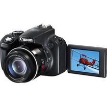 Câmera Canon Powershot Sx50 Hs 12.1mp Zoom 24mm-50x