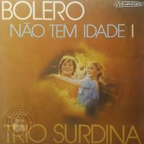 Cd Trio Surdina Bolero Não Tem Idade Musica Latina A5