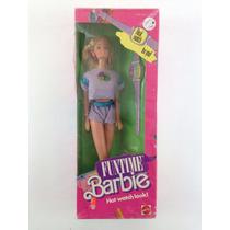 Barbie Fly Time 1986 Antiga Vintage 80 90