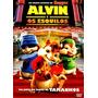 Dvd Alvin E Os Esquilos - Imperdível !!