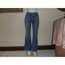 Calça Gap Jeans Long And Lean Importada Feminina Tam 42
