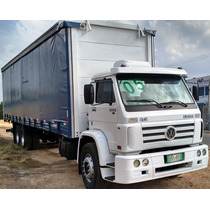 Vw 23-220 2005 Worker C/ Sider 10mts **semi-novo**