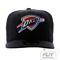 Boné New Era Nba Oklahoma City Thunder Classic - Futfanatics