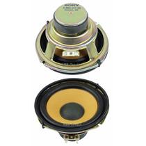Alto-falante Full-range Sony 5 Pol. 4~5r 60w Rms Suspensão