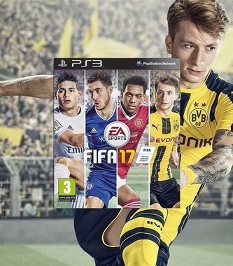 Fifa 17 2017 Ps3 Psn Envio Digital Imediato