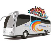 Onibus Roma Bus Executive - Roma Brinquedos - Promoção