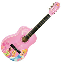 Violão Infantil 1/2 Phx Vip-1 Disney Princesas Phoenix Capa