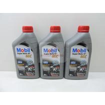 Oleo Mobil 4t Mx 15w50 Jaso Ma / Ma2 Api Sl 3 Litros