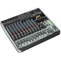 Mixer Behringer Xenyx Qx1832usb Mesa Som Efeitos Equalizador