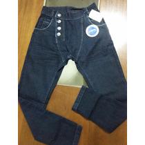 Calça Jeans Saruel Juvenil Masculina