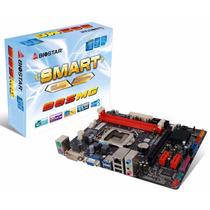 Placa Mãe Biostar B85mg Lga1150 Intel B85 - Sata 6gbs Usb 3