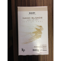 Kaedo Po Descolorante Blonde 500g