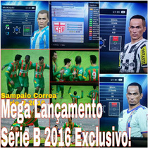 Patch De 04/11 Bundesliga,mls,e Brasileirão Pes 2016 Ps3