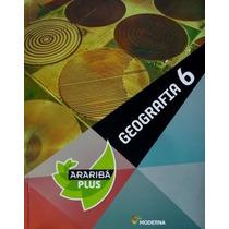 Projeto Araribá Plus - Geografia 6 - 4ª Ed. 2014 Sa