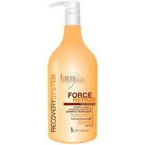 Forever Liss Force Repair Shampoo Reparador - 1 Litro