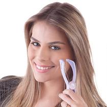Slique - Depilador Facial Com Linha - Pronta Entrega