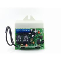 Receptor Mini 2 Canais Acionamento De Equipamentos Remota.