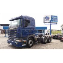 Scania 124 420 6x4 2002