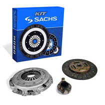 Kit Embreagem Sachs Gol Saveiro Voyage G5 Fox 1.0/1.6
