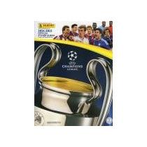 015/2014 Figurinhas Album Uefa Champions League 2014/2015