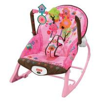Cadeirinha Infância Sonho Rosa - Fisher Price