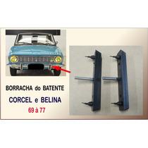 Borracha Batente Parachoque Corcel E Belina 1969 À 1977 Par