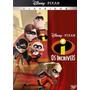 Dvd Os Incríveis - Desenho / Disney (942900)