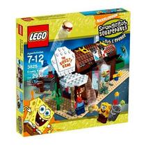 Siri Cascudo Nickelodeon Bob Esponja Calça Quadrada Lego®