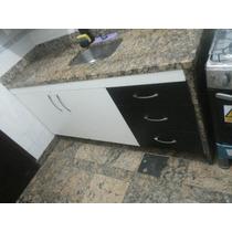Armário De Cozinha P/ Pia - Planejado