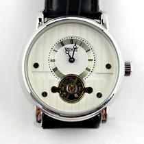 Relógio Tourbillon Jaragar White Automático Multifuncional